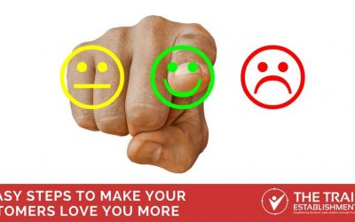 12 easy steps to make your customers love you more