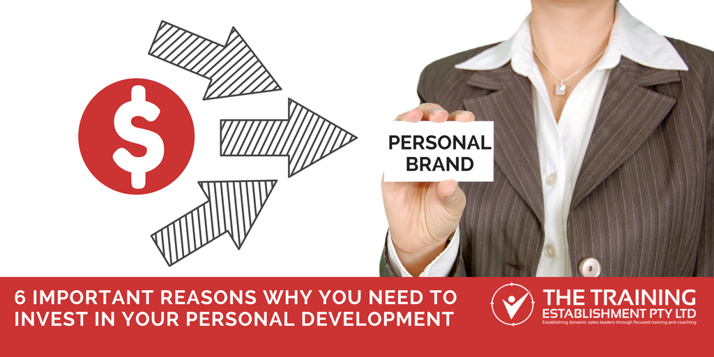 6 important reasons why you need to invest in your personal development