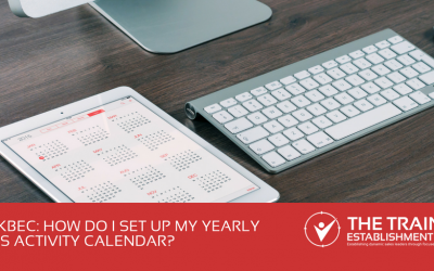 #AskBec: How do I set up my yearly sales activity calendar?