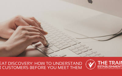A great discovery: How to understand your customers before you meet them
