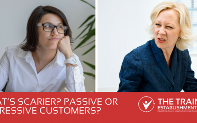 What's scarier? Passive or Aggressive Customers?